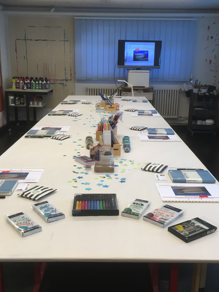 Workshop-Tisch