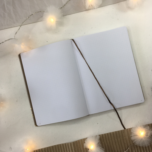 Index Bullet Journal